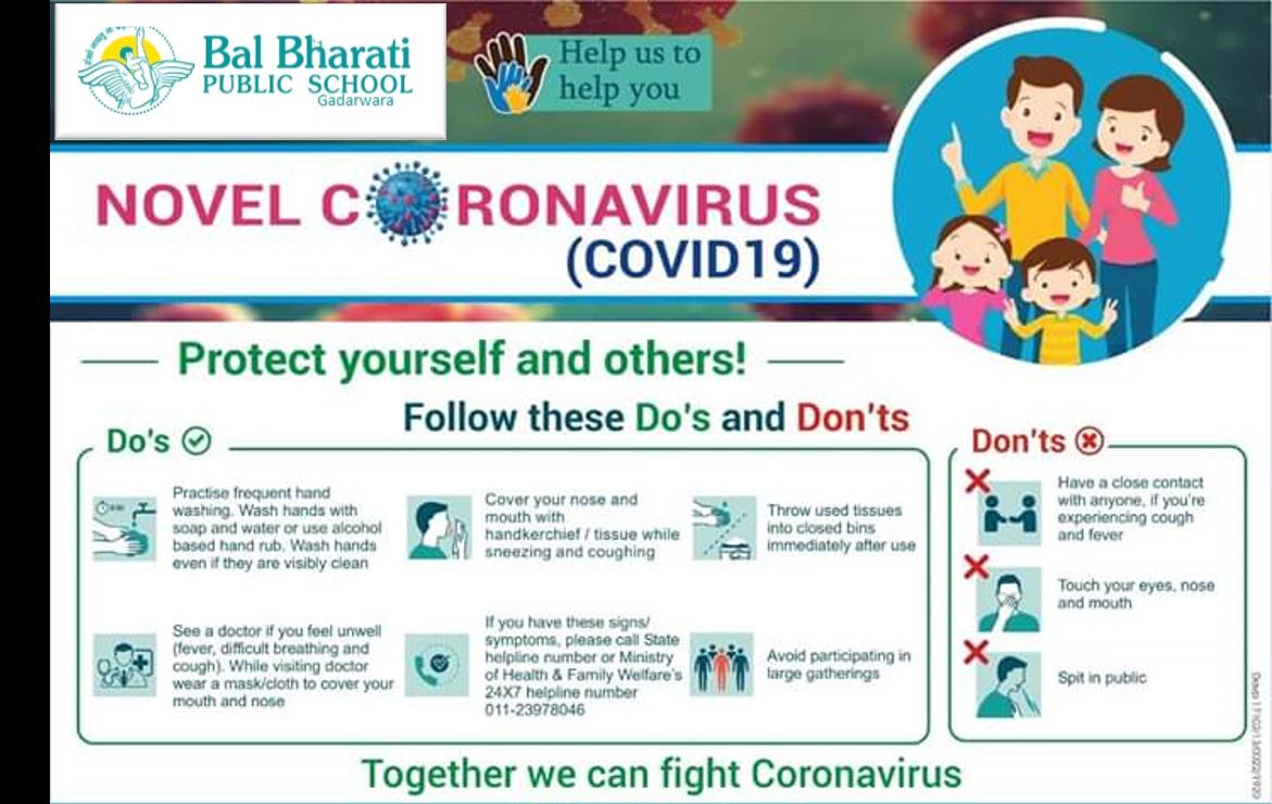 NOVEL CORONAVIRUS COVID19